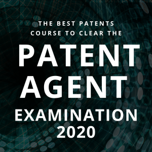 The best Patents Course To Clear the Patent Agent Examination 2020