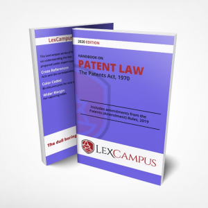 Patents Act 1970 Book FREE Download