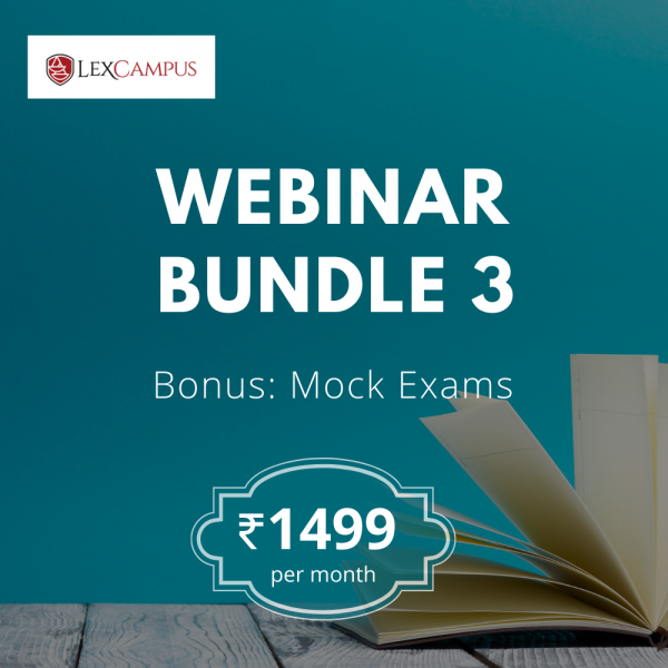 Patent Agent Exam Training Webinar Bundle 3